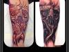 freehand_skull_bioorganic_tattoo