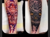 freehand_skull_rose_tattoo