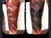 freehand_skull_tattoo_forearm_schaedel_biomechanic_bioorganic_el_color_solido_ingo_wirths.jpg