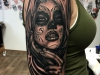 la_catrina_day_of_the_dead_tattoo_arm_realistic_adriana_chicano_payasa_el_color_solido_lohmar_ingo_wirths_black_and_grey_sugarskull.jpg
