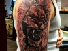lion_of_judah_tattoo_loewe_krone_crown_realistic