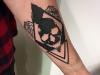 skull_tattoo_schaedel_totenkopf_arm_dreieck_machine_head_sketch_sketchy_grafik_grafic_abstract_abstrakt_blackwork_trash_dotwork_geometric_el_color_solido_lohmar_ingo_wirths.JPG