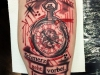 taschenuhr_tattoo_pocket_watch_lettering_abstract_trash_style_realistic